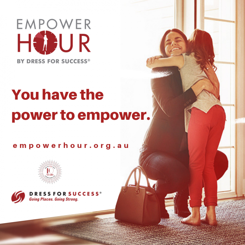 This International Women's Day you can help change the lives of disadvantaged Australian women.